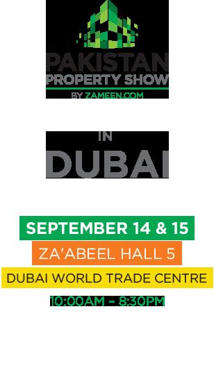 Zameen.com's Pakistan Property Show